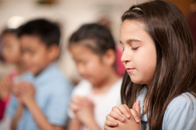 Should Public School Students be Allowed to Pray Before Lunch?