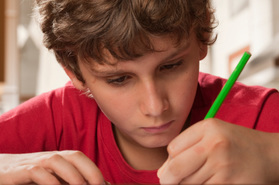 Does Your Child Have a Written Expression Disability? Dysgraphia Symptoms and Public School Solutions