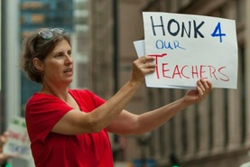 First Strike in 25 Years to Hit CPS