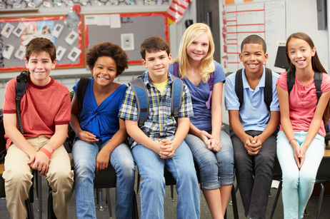 White Students are Now the Minority in U.S. Public Schools
